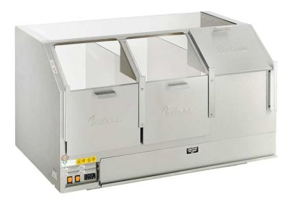 48″ Counter Showcase Cornditioner with Three Doors